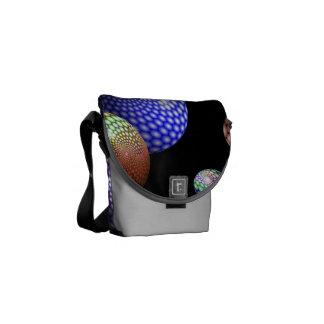 Fractal Worlds Messenger Bag
