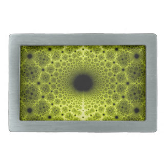 Fractal - WOWCOCO Rectangular Belt Buckle