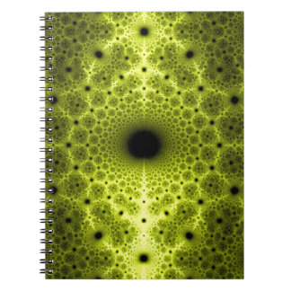 Fractal - WOWCOCO Spiral Notebook