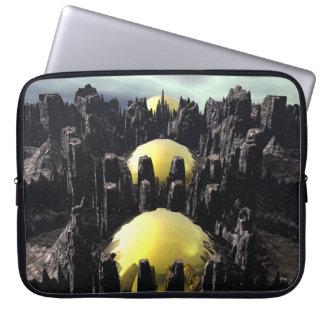 Fractaland Laptop Sleeve