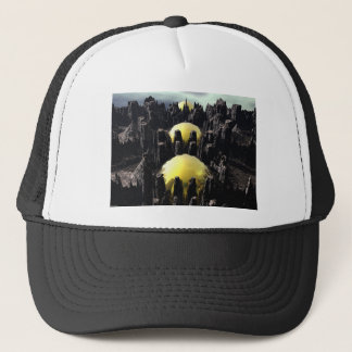 Fractaland Trucker Hat