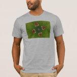 Fractalbug Picnic - Fractal Art T-Shirt