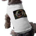Fractales - acuario camisas de mascota