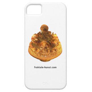 Fractales artes: Pirámide iPhone 5 Carcasa