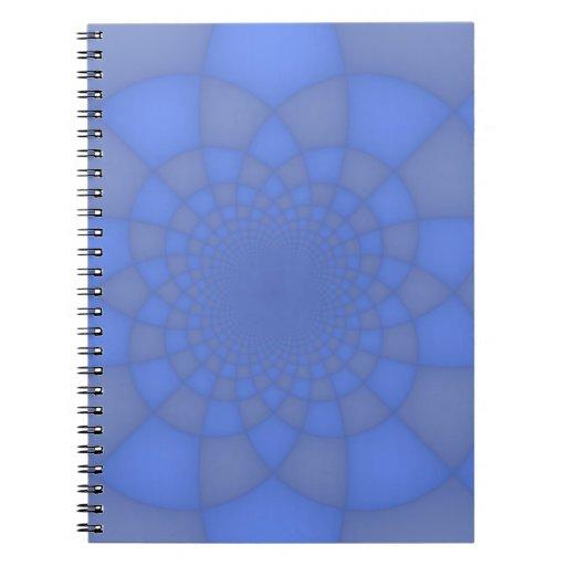 Fractales azules libro de apuntes