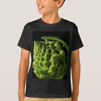 Fractales del bróculi de Romanesco Playera