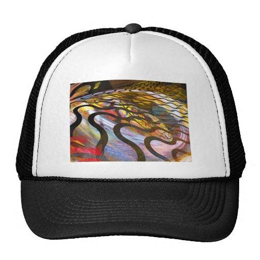 Fractales - serpiente gorra