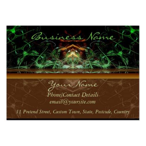Fractalforest Business card