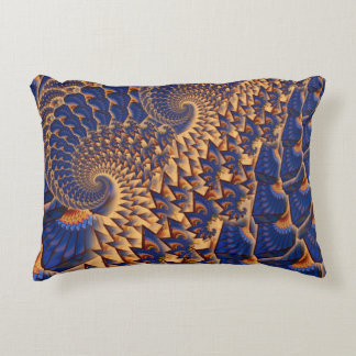 Fractalicity Accent Pillow