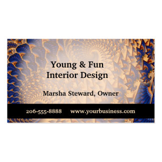 Fractalicity Business Card