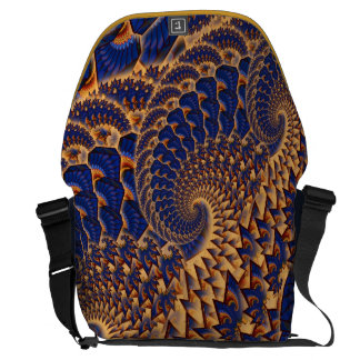 Fractalicity Courier Bags