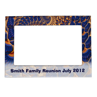 Fractalicity Magnetic Photo Frame