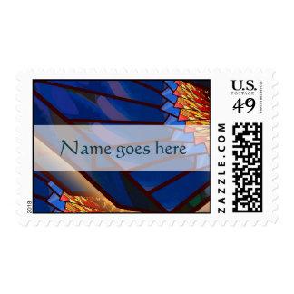 Fractalicity Stamp