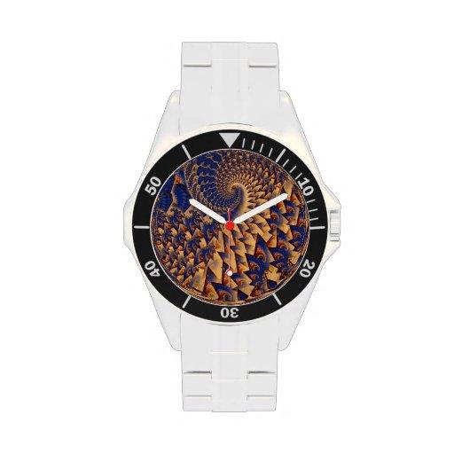 Fractalicity Reloj