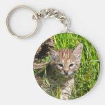 Fractalius Bobcat Key Chain