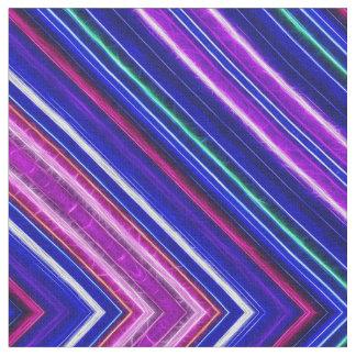 Fractalius Fabric Zig-Zag (Purple)