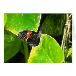 Fractalius Flutterby Card