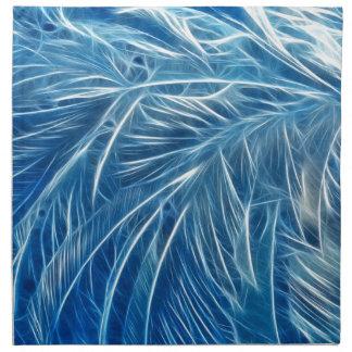 Fractalius Frost Cloth Napkin