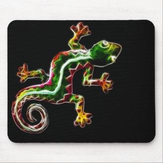 Fractalius Lizard Mousepad