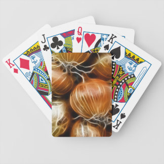 Fractalius Onion Bicycle Playing Cards