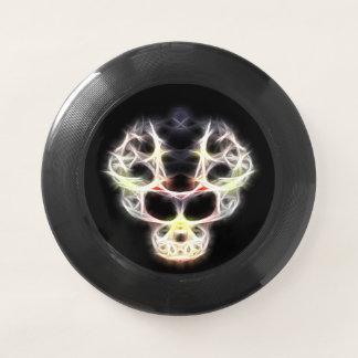 Fractalius skull Wham-O frisbee