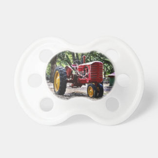 Fractalius Tractor BooginHead Pacifier