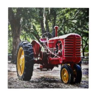 Fractalius Tractor Tile