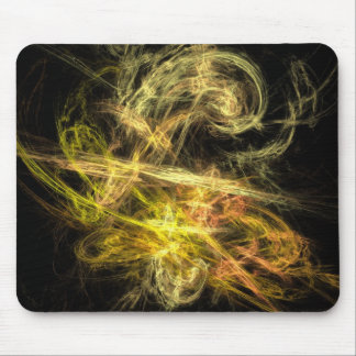Fractalized 17 mouse pad