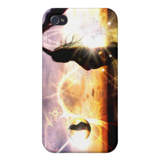 Fractalized iPhone 4 Cases