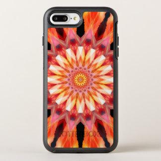 fractalized sunrise Mandala OtterBox Symmetry iPhone 8 Plus/7 Plus Case