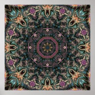 fractalmandala10 poster