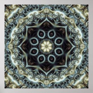 fractalmandala11 poster
