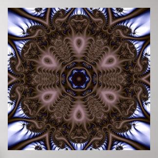 fractalmandala14 poster