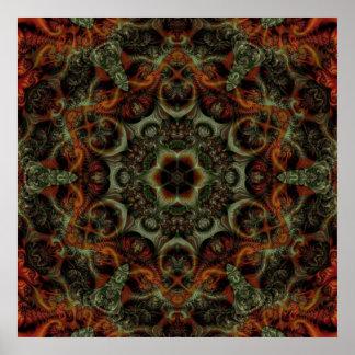 fractalmandala15 poster