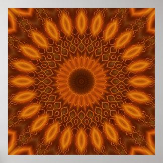 fractalmandala3 poster