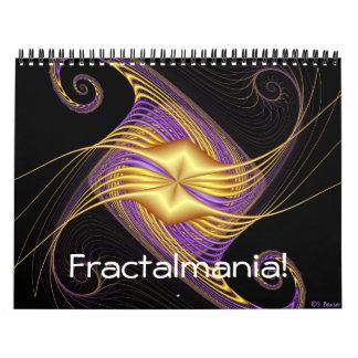 Fractalmania! Calendar
