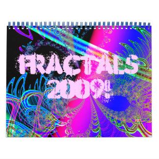 Fractals 2009! calendar