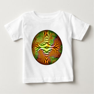 fractals-418448_1920 fractals ball about abstract baby T-Shirt