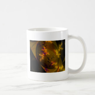 Fractals are Electrifying Classic White Coffee Mug
