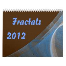 Fractals Calendar