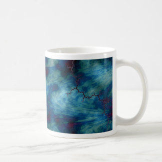 Fractals Coffee cup Classic White Coffee Mug