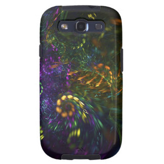 Fractals in Motion Samsung Galaxy S3 Cover