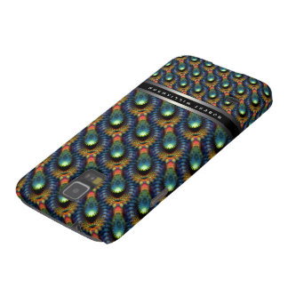 Fractals Optical Illusion Pattern Galaxy S5 Cases For Galaxy S5