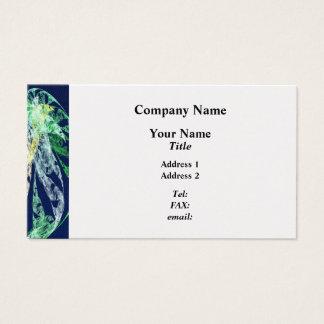 Fractals - Sea Serpent Business Card