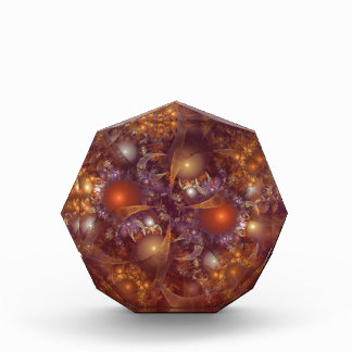 Fractals Spheres Acrylic Award