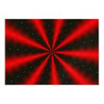 Fractalscope 26 3.5x5 paper invitation card