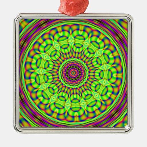 Fractalscope 28 ornamentos de reyes