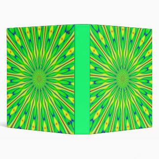 Fractalscope 34 3 ring binder