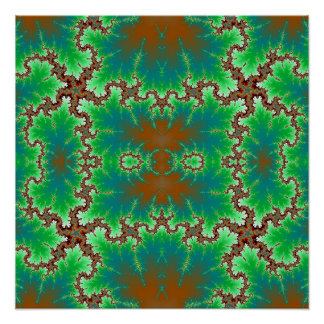 FractalSquare Posters