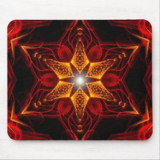 fractalStaR #065 Mousepad